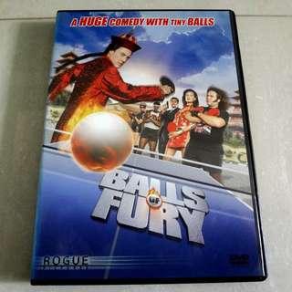 Balls Of Fury Original Movie DVD