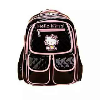 hellokitty bagpack  size 17 inch      650php  #CY