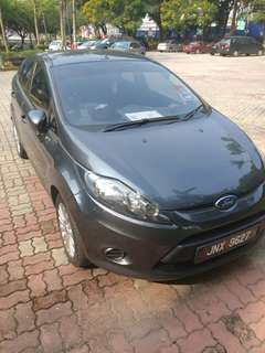 Ford Fiesta 1.6 LX for sale