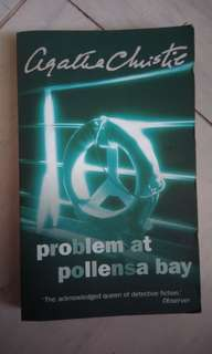 Problem at Pollensa Bay (Agatha Christie)