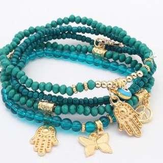 Bohemian Fashion Bracelets