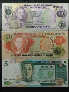 Phillipines Old Notes