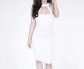 Veresa Vara White Dress