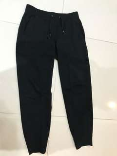 Jogger pants Uniqlo size M