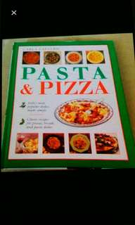 Pasta & Pizza cooking book