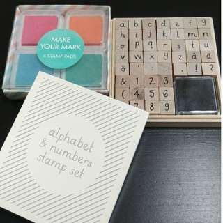 Kikki K Stamp Set