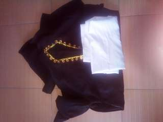 Jual Costome Zeref Fairy Tail