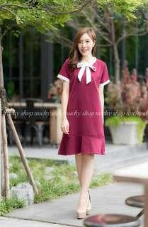 Pre-order PT080516 Elegant Dress