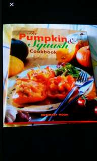 The pumpkin & squash cookbook