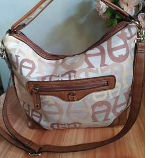 Sale! Authentic Etienne Aigner Sling bag(less 15%)