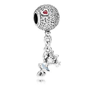 Pandora Disney Floating Minnie Hanging Charm