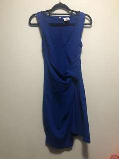 Blue Stunning Dress (NEVER WORN)