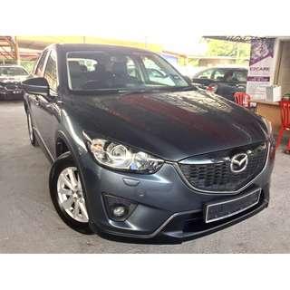2013 Mazda CX-5 2.0 (A) CBU SKYACTIVE PREMIUM SPEC