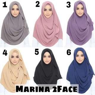 Marina 2 Face