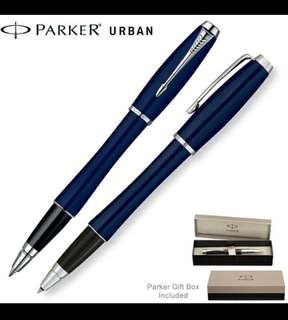 Parker Pen Urban Blue