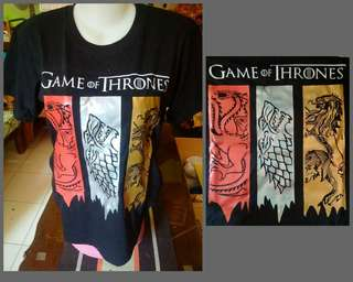 Game of Thrones inspired shirt