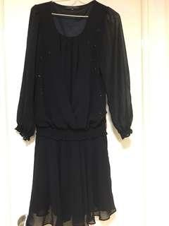 高級連身裙
