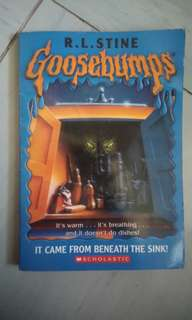 Goosebumps (R.L. Stine)