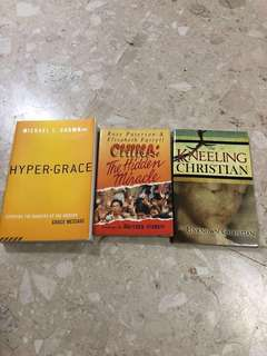 Christian Literature: Grace, China and Prayer