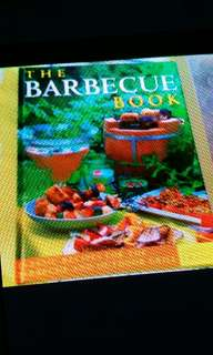 The barbecue cooking book