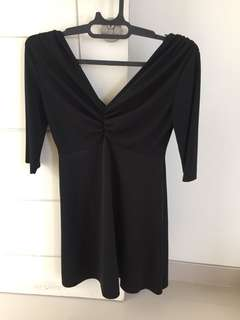 Black hitam dress