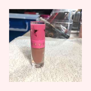Jeffree Star Velour Lipstick in Celebrity Skin [Mini]