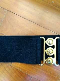 Glitter High Waist Belt
