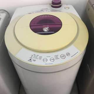 Sharp 7kg Washer Washing Machine Mesin Basuh Recond