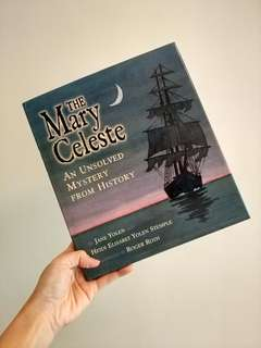 🌈3.9星评价🌈 The Mary Celeste : An Unsolved Mystery from History (hardback)