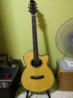WTS: Ed Sheeran size Electro Acoustic guitar