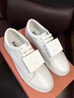 ACNE Studios 笑臉小白鞋,少量回貨,35-39碼,之前買不到的現在抓緊機會咯]