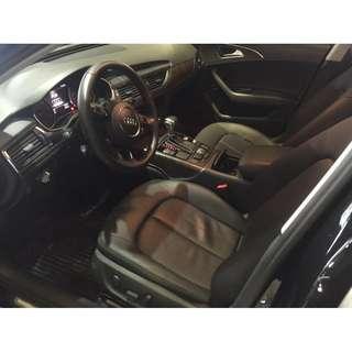 2012年 AUDI A6 2.0  FB搜尋:耀揚車庫 進口車 二手車 中古車 外匯車