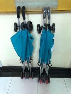 Umbrella Type Stroller