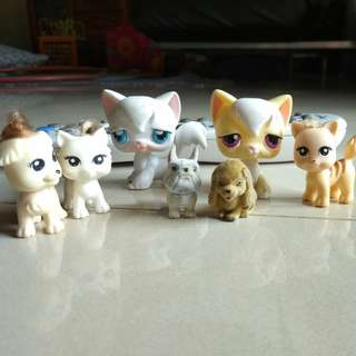 Little pet shop (Hasbro)