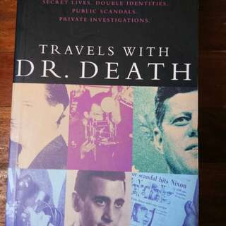 Ron Rosenbaum's Travels with Dr. Death
