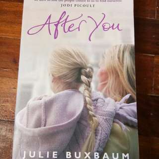 Julie Buxbaum's After You