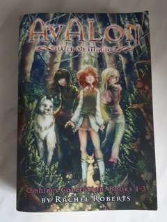 Avalon web of magic (3 books in 1)