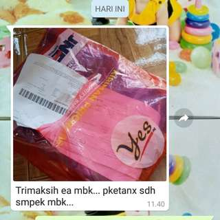 Testimoni Best Customer 😊