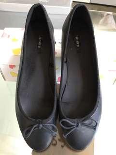 Forever 21 Black Ballet Shoes
