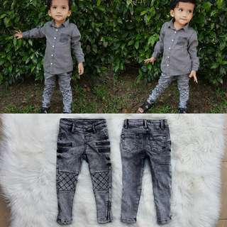 Skinny Jeans Pant For Kids
