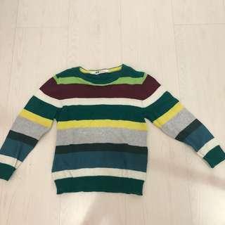 Sweater garis H&M
