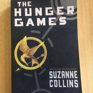 Hunger Games and Mockinjay Books for sale