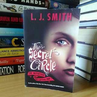the secret circle - L. J.  Smith