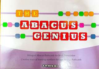 Tensai The Abacus Genius
