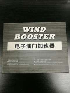 Wind Booster Electronic Accelator