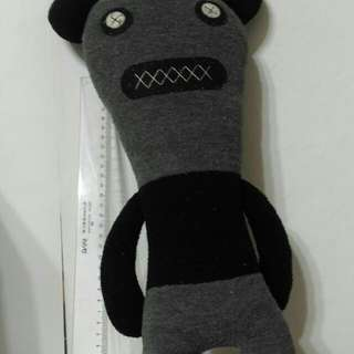 🚚 可愛的大玩偶灰色娃