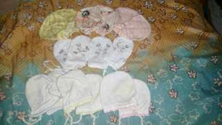 mittens for new borns