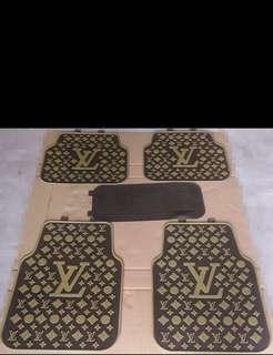 $80 Car leg mat