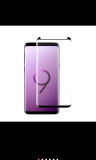 Clear Tempered Glass for Samsung S9 S9+ Note 8