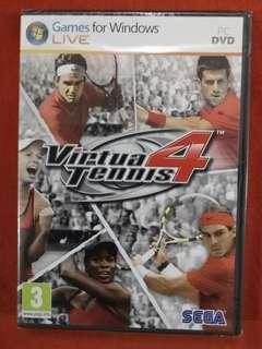 Game For Win:Virtual Tennis 4